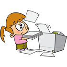 office junior photocopying